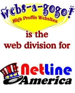 Webs-a-gogo is the web division for NetLine America!